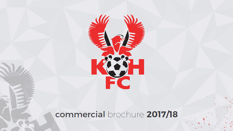 Commercial Brochure - Official Website of the Harriers