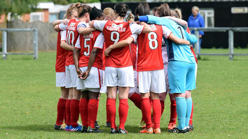 Harriers Ladies