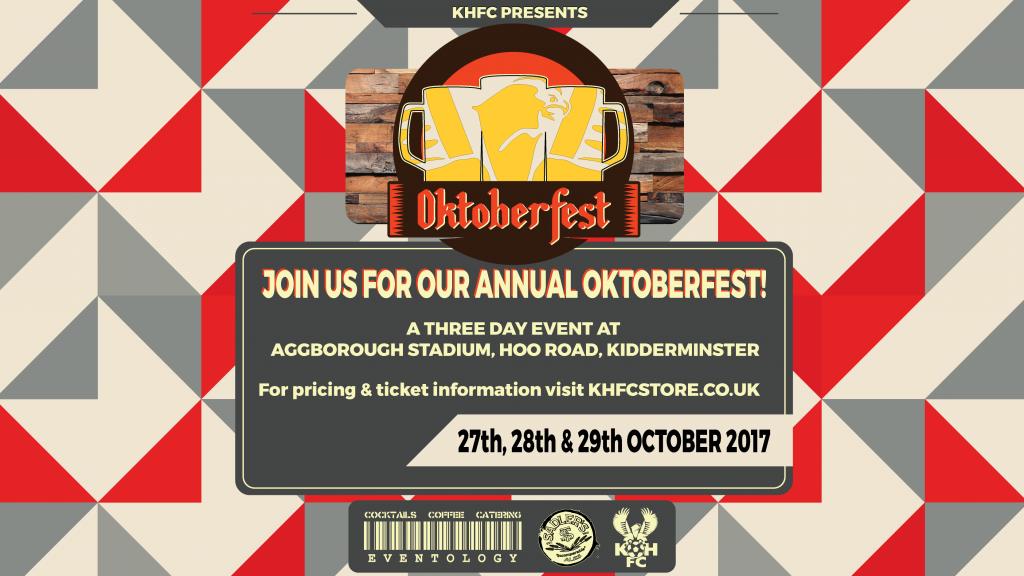 KHFC Oktoberfest