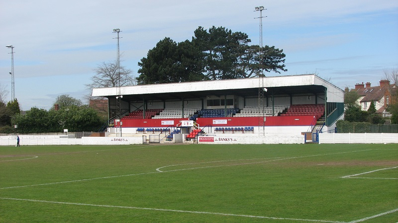 Bromsgove Sporting: Home to Worcester City